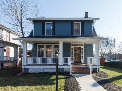 Richmond Single Family Home For Sale: 3003 Montrose Avenue