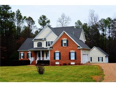 Chesterfield VA Single Family Home For Sale: $439,900