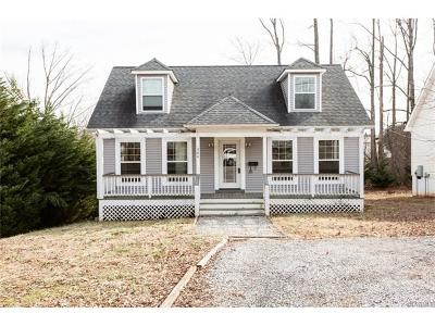 Farmville Single Family Home For Sale: 304 Cedar