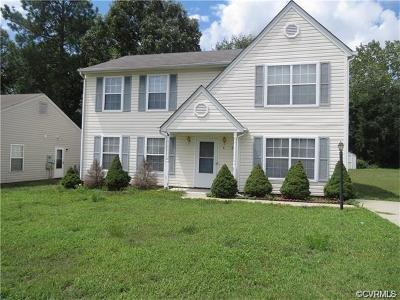 Chesterfield County Single Family Home For Sale: 9624 Ransom Hills Place