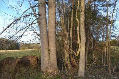 Powhatan County Residential Lots & Land For Sale: 1280 Rocky Ford Road