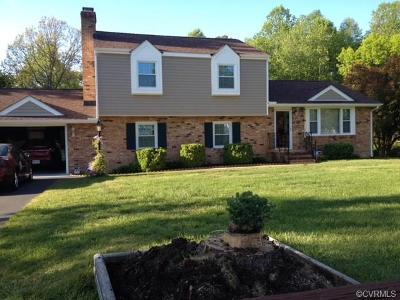 Single Family Home Sold: 20112 Eugene Drive