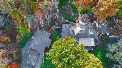 Midlothian Single Family Home For Sale: 3070 Vistapoint Road