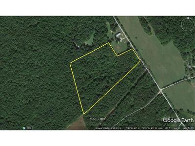 Amelia County Residential Lots & Land For Sale: 00 Buckskin Creek Road