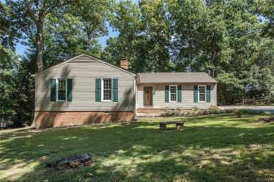 Henrico County Single Family Home For Sale: 3305 Listerbrook Court