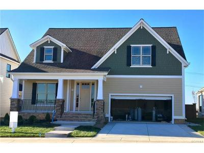 Henrico County Condo/Townhouse For Sale: 2513 Gold Leaf Circle #2
