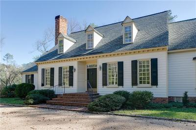 Henrico Single Family Home For Sale: 9605 Cragmont Drive