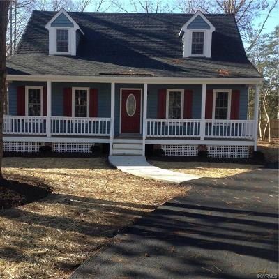 Chester Single Family Home For Sale: 3902 West Terrace