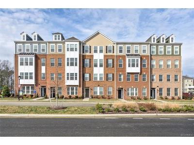 Richmond Condo/Townhouse For Sale: 4246 Broad Hill Drive #A