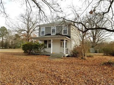 Richmond Single Family Home For Sale: 2105 Broad Rock Boulevard