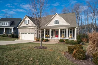 Chesterfield County Single Family Home For Sale: 3524 Evershot Drive