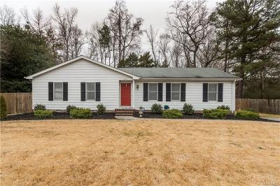Colonial Heights Single Family Home For Sale: 424 Nottingham Drive