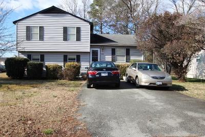 Henrico VA Single Family Home Sold: $110,000