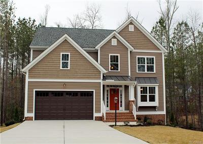 Chesterfield County Single Family Home For Sale: 17007 Westington Road