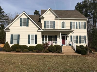 Chester Single Family Home For Sale: 9006 Mahogany Drive