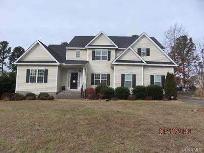 Chesterfield County Single Family Home For Sale: 5012 Dampier Court