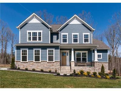Chester Single Family Home For Sale: 8930 Glen Royal Drive