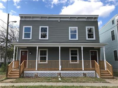 Richmond Single Family Home For Sale: 1102 North 31st Street