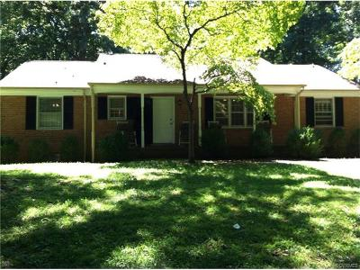 Hanover County Single Family Home For Sale: 17267 Mountain Road