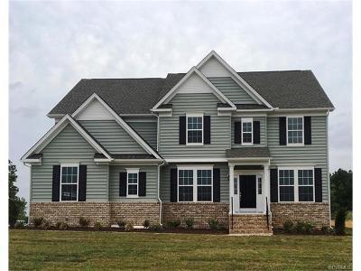 Chester Single Family Home For Sale: 8830 Glen Royal Drive