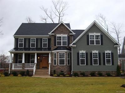 Manakin Sabot Single Family Home For Sale: 1006 Dover Branch Lane
