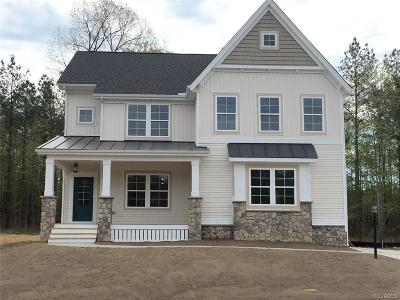Chesterfield Single Family Home For Sale: 15419 Greenley Place