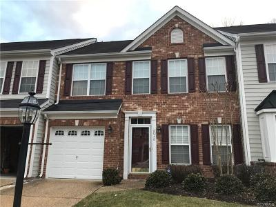Chesterfield County Rental For Rent: 6036 Eagles Crest Drive
