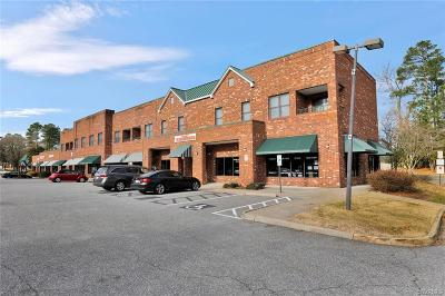 Chesterfield County Condo/Townhouse For Sale: 14720 Village Square Place #7