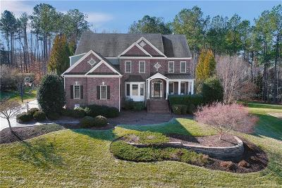 Midlothian Single Family Home For Sale: 16025 Pine Vale Place
