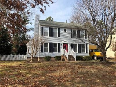 Henrico Single Family Home For Sale: 5100 Mantle Court