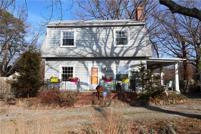 Henrico Single Family Home For Sale: 2602 Hilliard Road