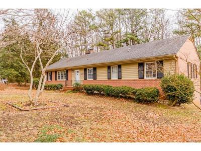 Henrico Single Family Home For Sale: 225 Roslyn Hills Drive