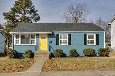 Richmond Single Family Home For Sale: 1806 Newman Road