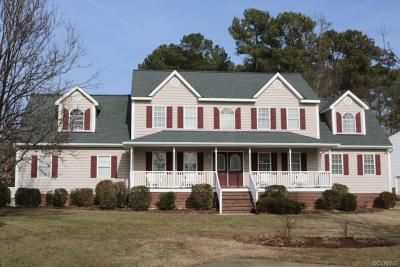 South Chesterfield Single Family Home For Sale: 1500 Creek Knoll Court