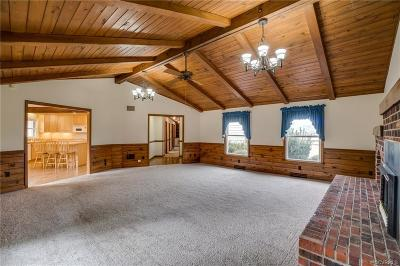 Chester Single Family Home For Sale: 8001 Beach Road
