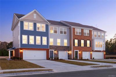Chester Condo/Townhouse For Sale: 6017 West Stonepath Garden Drive #019