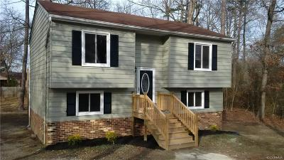 Chesterfield Single Family Home For Sale: 6402 East Denny Court