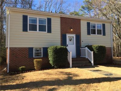 Henrico Single Family Home For Sale: 6820 Glenwood Street