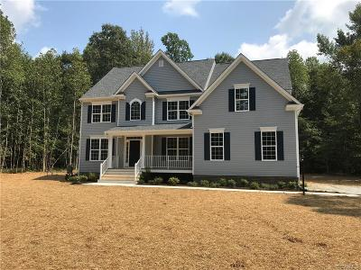 New Kent Single Family Home For Sale: Section 2-2 Lot 24