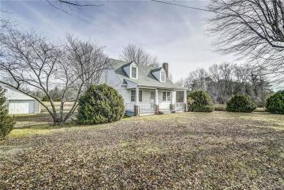 Louisa Single Family Home For Sale: 4830 Three Chopt Road