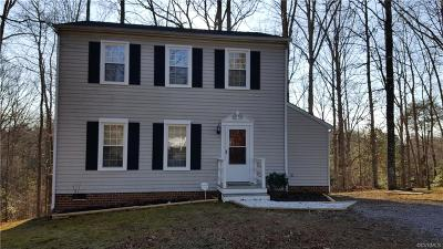 Chester Single Family Home For Sale: 8108 Kempwood Drive