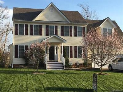 Chester Single Family Home For Sale: 9613 Dunroming Road