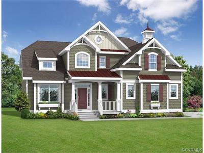 Midlothian Single Family Home For Sale: 15812 Garston Lane