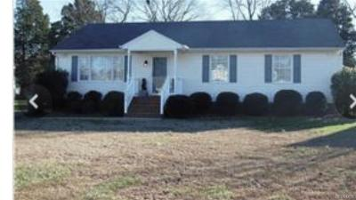 Henrico Single Family Home For Sale: 3213 Pinefields Drive
