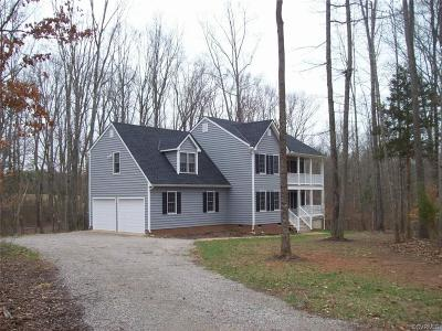 Powhatan Single Family Home For Sale: 4515 Mattox Crossing Court