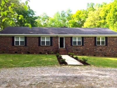 Single Family Home Sold: 7721 Deer Run Road