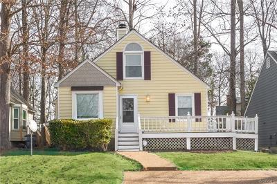 Chester Single Family Home For Sale: 7723 Offshore Drive