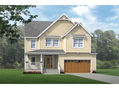 Midlothian Single Family Home For Sale: 15006 Litton Drive