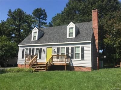 Henrico Single Family Home For Sale: 4402 Gladewater Road