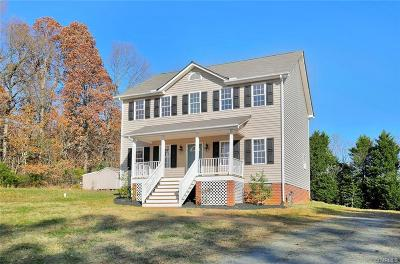 Goochland Single Family Home For Sale: 1014 Three Chopt Road